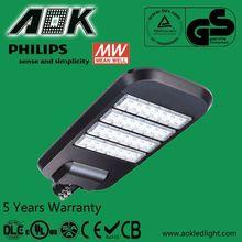 Aluminum Lamp Post Certified with TUV-GS EMC LVD ROHS IK10 TM21 SAA UL DLC