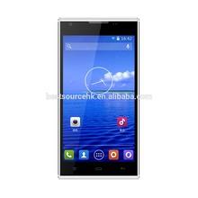 Hot selling MTK6582M Quad Core 5inch QHD 512MB 4GB 3G/GPS/BT smart mobile phone