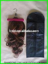 pvc gift bag/pvc bag manufacturers/pvc hair extension bag
