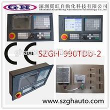 International G code program 2 Axis CNC Controller for Lathe
