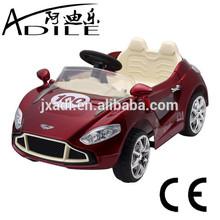 4 wheels R/C battery car ,electric toys ,good quanlity export car ,newest children's car spray paintingJL888A