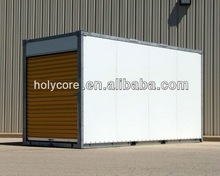 Light and strong CKD self storage container made of pp honeycomb sandwich panel HolyPan