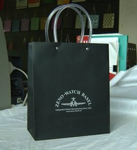 mini PP gift bag Recycled PP non woven with printing drawstring hair extensions packing bag