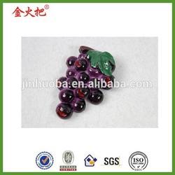 Fridge Magnets Refrigerator stickers Resin Stereo Magnets Purple
