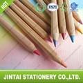Natural de madeira e levar lápis com en71, certificados fsc