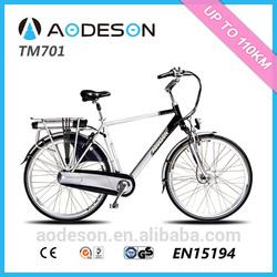 28 inch aluminium electric bike,high-end electric cruiser bike TM701 , adult ebike