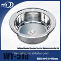 Wy-510 pequeno aço inoxidável pia da cozinha