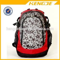 korean style trendy star picture high school teens school bag backpack