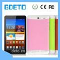 Oem chinês tablet pc 7 polegada android tablet pc com slot para cartão tf