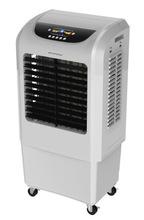 2015 latest eco-friendly portable humidity control air cooler for commercial use