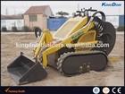 Hydraulic control mini bulldzoer/crawler dozers /mini excavator for sale