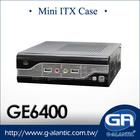 GE6400 Mini itx best computers Case Q-BOX