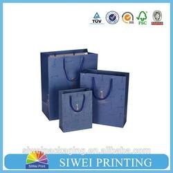 2015 cheap custom printed creative Eco-Friendly drawstring cotton gift bags