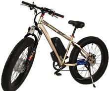 "350W/26"" fat tyre mountain e bike/OEM service electric bicycle"