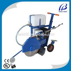 HXR450H 13HP gasoline used Asphalt cutting machine floor saw