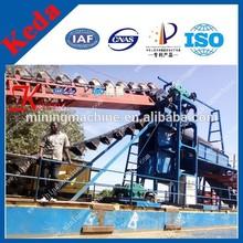 Keda Gold Dredging,Gold Mining Dredger,Gold Mining Ship for Sale