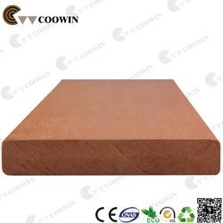 Recycled material waterproof outside flooring decks