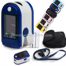 2015 most favourable price CE and FDA marked Fingertip pulse oximeter