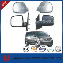 Car chrome mirrors for vw transporter T5
