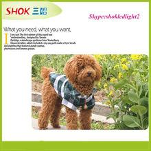 2015 fashion design pet novelty items dog clothes wholesale plain dog t-shirts