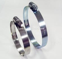 American type hose clamp