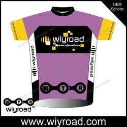 Top quality specialized mountain bike apparel/sport shirt race bike/road bike jersey team