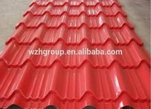 0.14-0.6mm Hot Dip PPGI PPGL Corrugated Iron Sheet