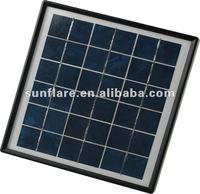 mini solar panel 3w 4w 5w 6w