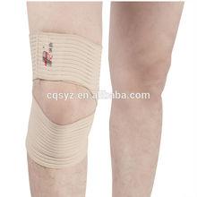 Nylon elastic knee support bandage knee
