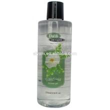 Perfumed jasmine moisturizing shower gel with herbal extracts