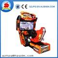 Populaires jeux d'arcade de course de voiture à vendre