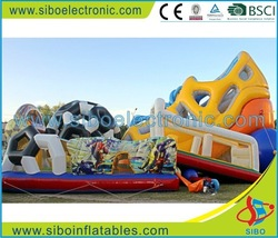 GMIF-5015 kid inflatable combo large inflatable playgrounds sale