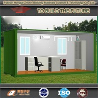 20ft prefab movable container office