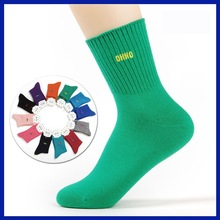 Popular products 2015 China manufacturer New design socks warehouse