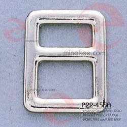 Italian Golf Part Laser Logo Stainless Steel Belt Buckle