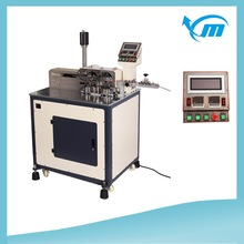 cellphone cable making equipment double dipping and wire twisting machine for two side tinning machines