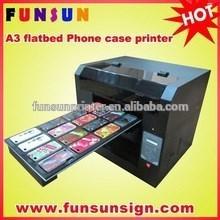 Multi-function A3 digital flatbed printer for printing T-shirt, CD, Card, Pen, Golf Ball, Phone Case,Mug,Cylinder etc