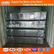 coal mine underground support 39 mm dia. split set bolt price
