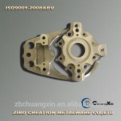 die cast cover/aluminum bracket/ pump parts