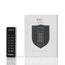 Kingfast Secure Encrypted USB flash drive usd key