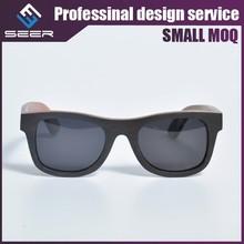 SEER 100% Natual Wood Custom Printed Sunglass Lenses