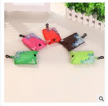 Folding Shopping Bag Polyester Foldable Shopping Bag