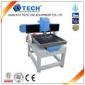 3 eje de usos múltiples de agua - huso de la refrigeración XJ6060 tallar la publicidad del ranurador del CNC