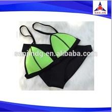 New Arrive Women Sexy Bandage Bikini Beachwear Neoprene Waterproof Swimwear Show Your Hot Figure when You Put in on