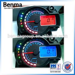 Hot sell motorcycle meter with OEM quality, motorcycle digital meter RX2N