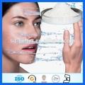 De calidad superior ácido hialurónico polvo de materia prima para hacer ácido hialurónico suero / crema