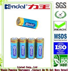 LR1 N size alkaline battery 800mAh Super power dry battery