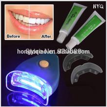 Original Personal Oral Hygiene Care White Light Teeth Whitening Gel Whitener Dental White Tooth Bleaching Whitening Lamp