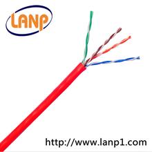 UTP cat5E UL Standard cable 24awg 0.48mm