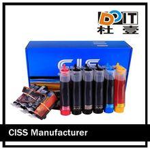 Printer supplies pgi-125/cli-126 compatible for CANON IX6510 ciss